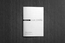 maquetacion brochure design
